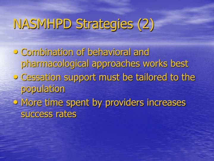 NASMHPD Strategies (2)