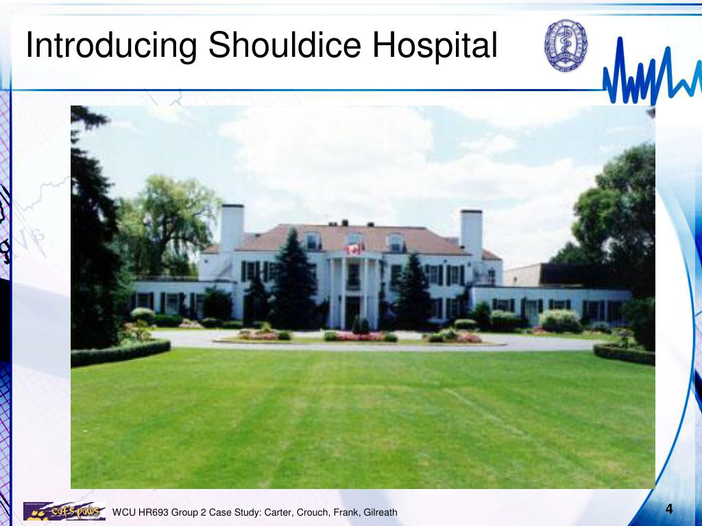 shouldice hospital case solution essay In other words why do patients come to shouldice hospital two main reasons drive customers into choosing shouldice over q1: how does shouldice compete  shouldice hospital essay sample.