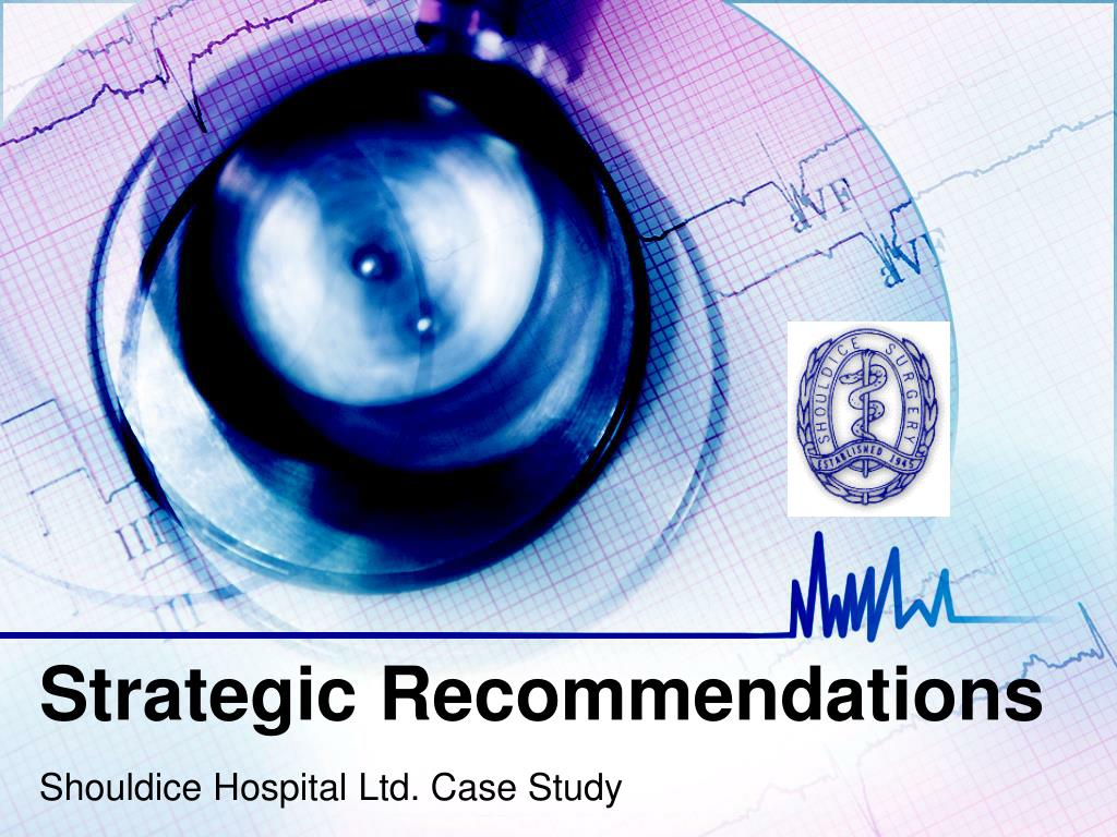 Shouldice Hospital Limited Harvard Case Solution & Analysis