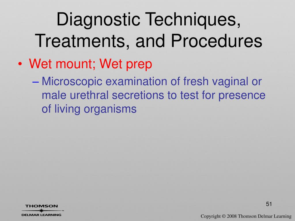 Diagnostic Techniques,