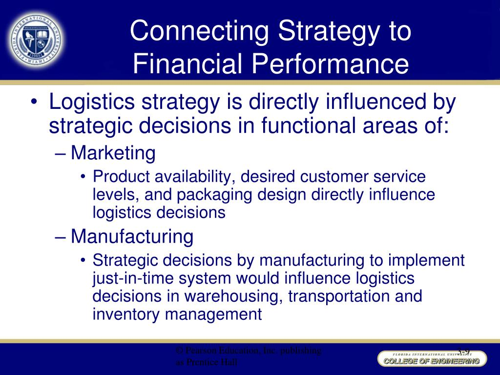 strategy strategic management and financial performance Strategic-performance-management systems, which should assign accountability for initiatives and make their progress more transparent, can take many forms one industrial corporation tracks major strategic initiatives that will have the greatest impact, across a portfolio of a dozen businesses, on its financial and strategic goals.