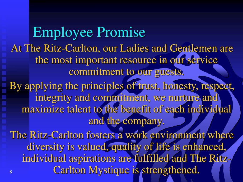 Employee Promise