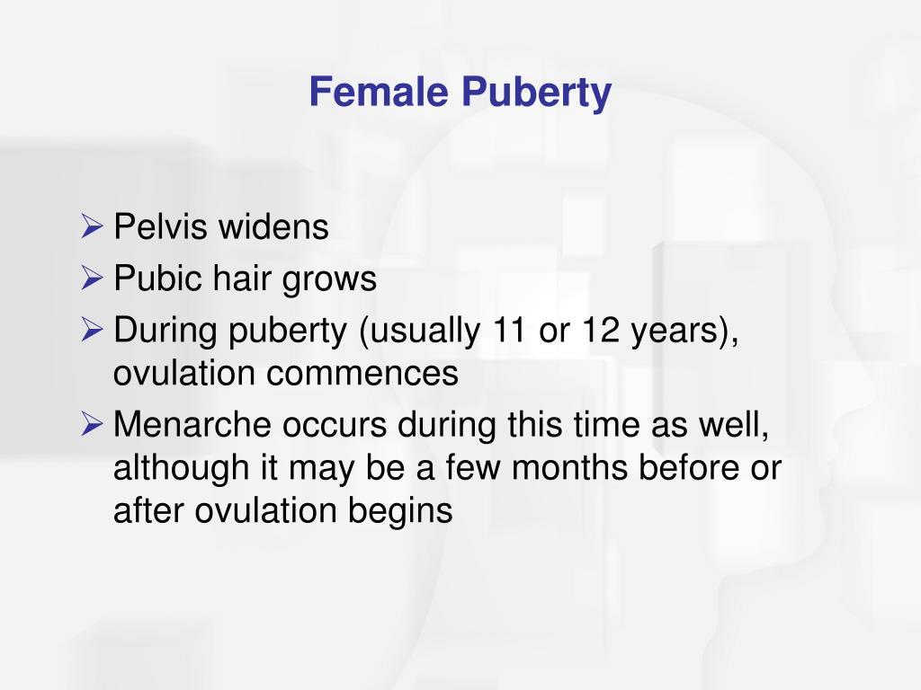 Female Puberty