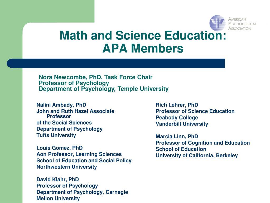 Nalini Ambady, PhD