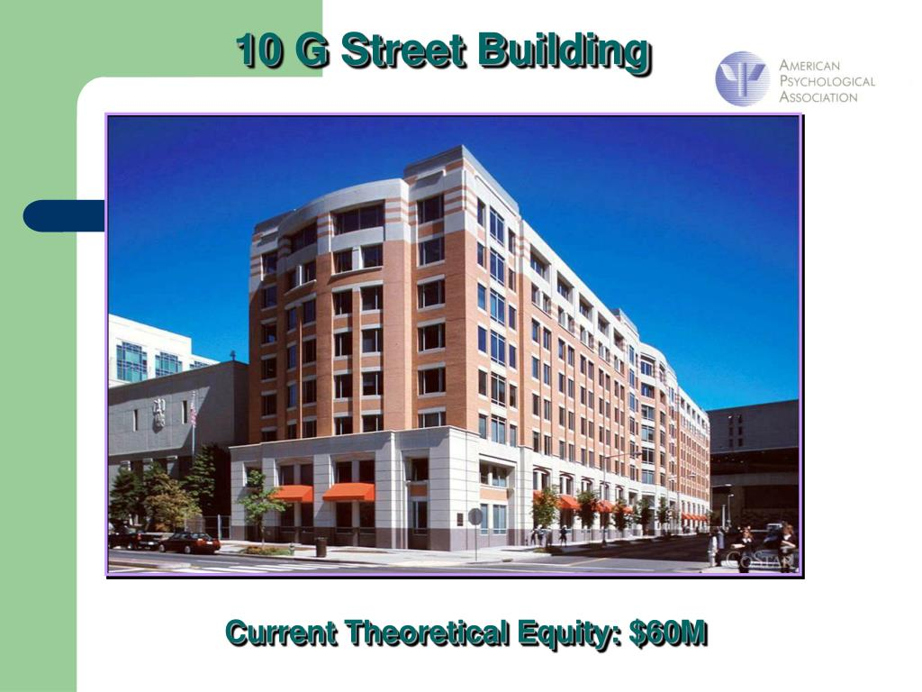 10 G Street Building