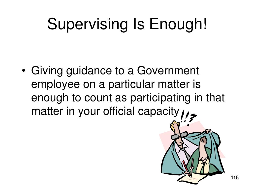 Supervising Is Enough!