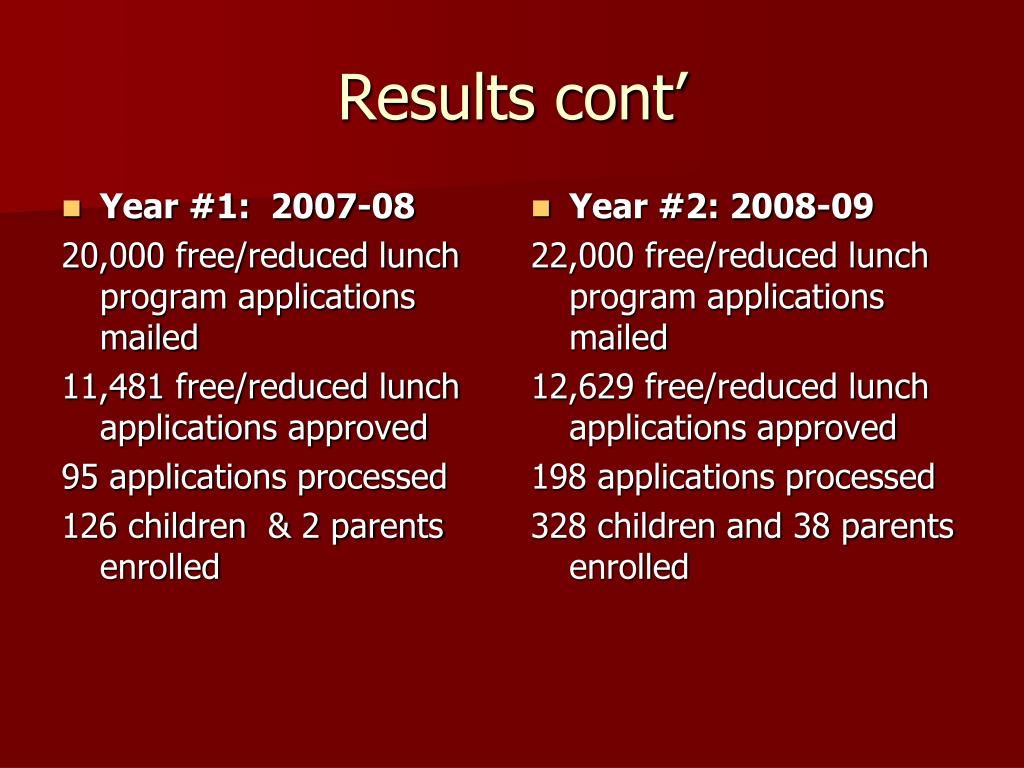 Year #1:  2007-08
