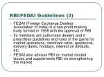 rbi fedai guidelines 3