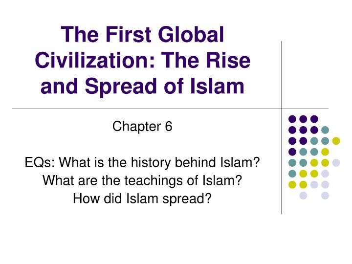 why did islam spread so quicly essay