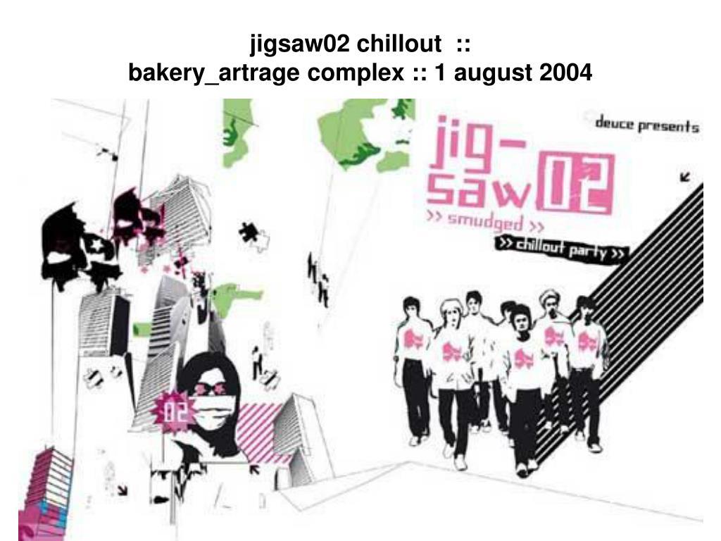 jigsaw02 chillout  ::