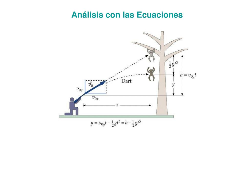 Análisis con las Ecuaciones