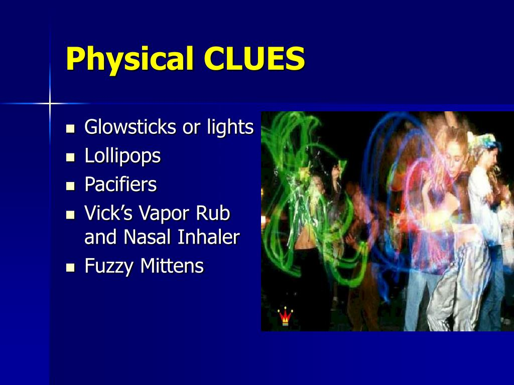 Physical CLUES