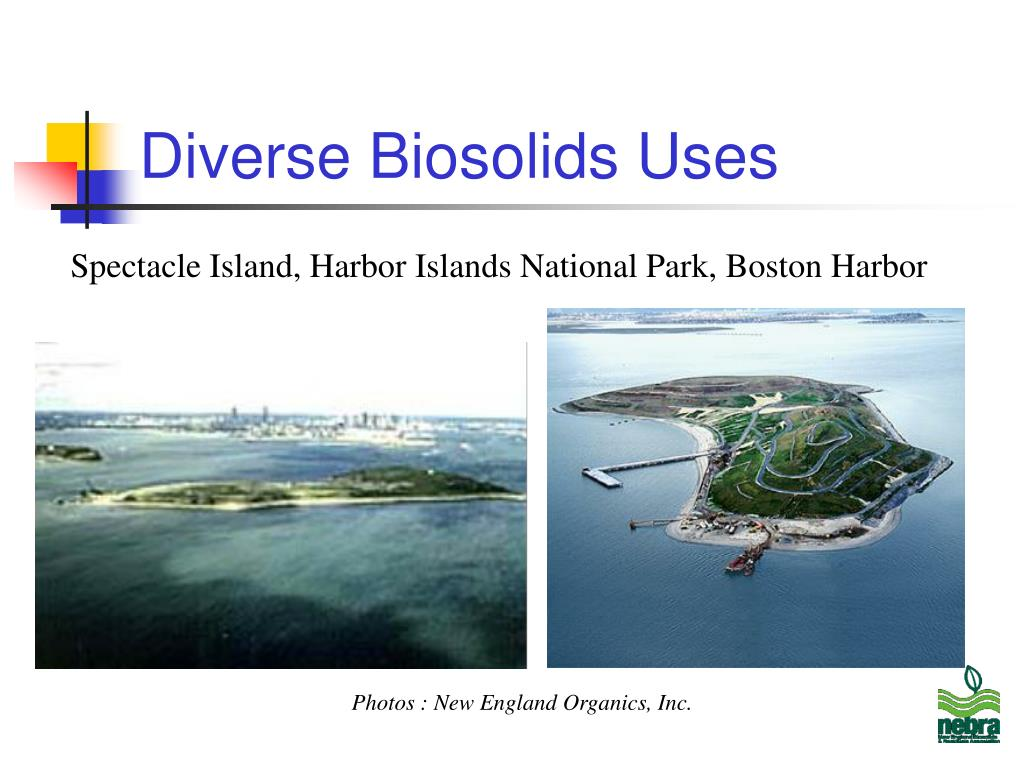 Diverse Biosolids Uses