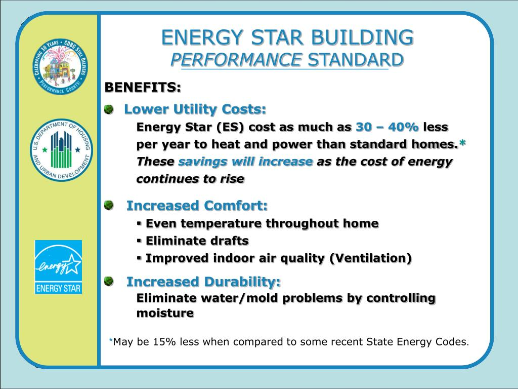 ENERGY STAR BUILDING