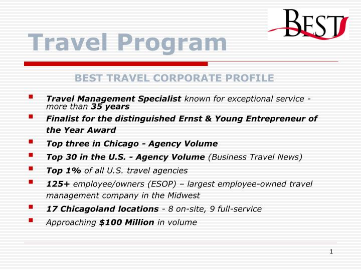 Travel program1