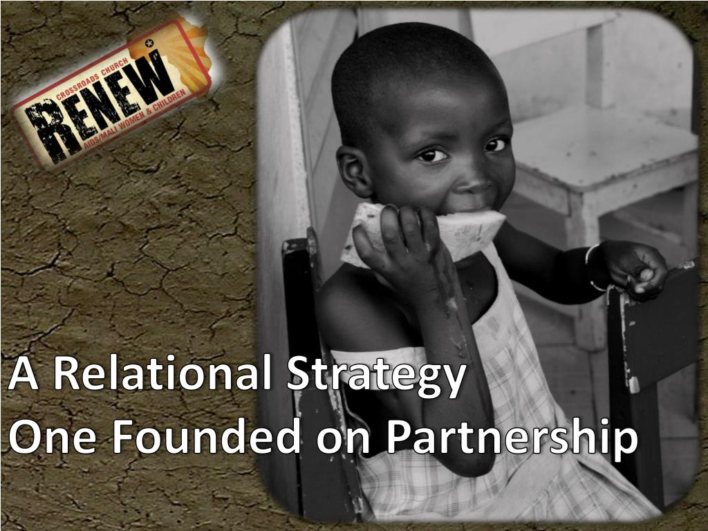 A Relational Strategy