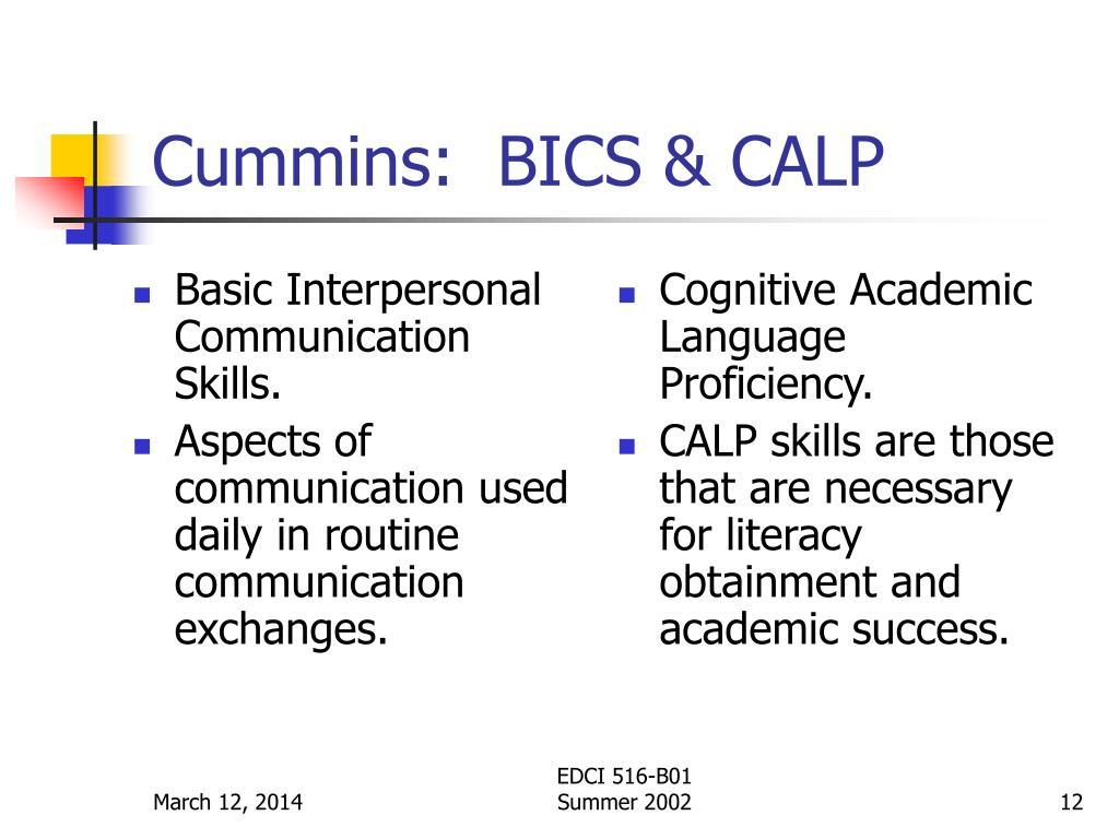 Basic Interpersonal Communication Skills.