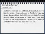 david s action 1 chronicles 13 6 7