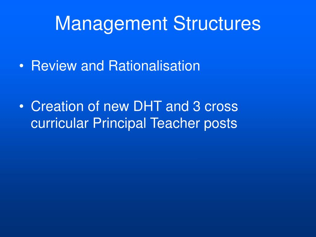 Review and Rationalisation