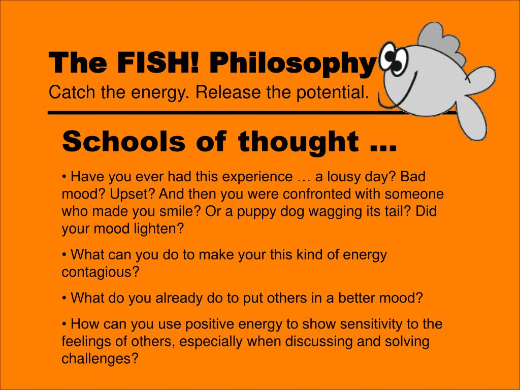 Ppt the fish philosophy powerpoint presentation id 305251 for The fish philosophy