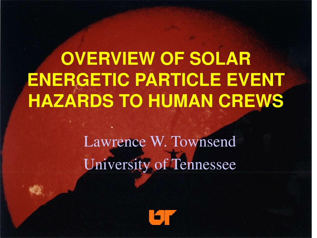 OVERVIEW OF SOLAR ENERGETIC PARTICLE EVENT HAZARDS TO HUMAN CREWS