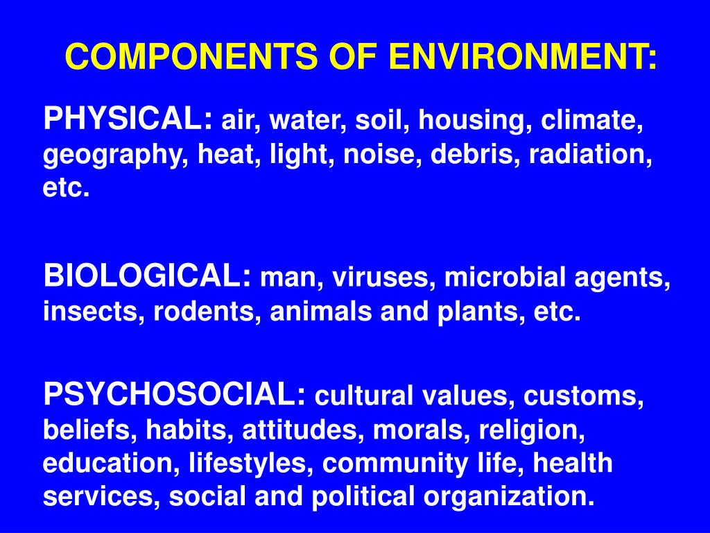 what are the components of demographic environment A marketing environment contains the elements that influence how businesses and individuals buy and sell products and services these elements may vary by location, industry, product and market, but they usually include social influences, such as demographics and culture economics and political and legislative.