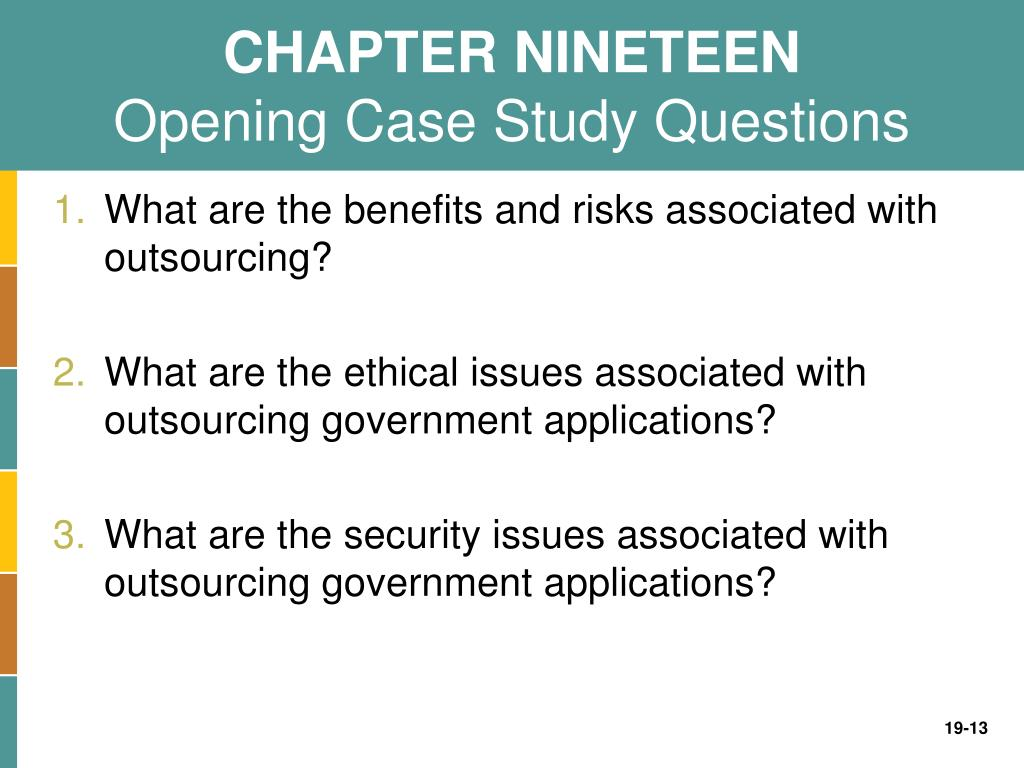 ethics case study 2 essay Ethics case study - part 2  the case study of lillian fok, sandra hartman and kern kwong in 2010 about differences and similarities in business ethical values has been done to examine ethical values that underlie business decisions in the u - ethics case study introduction.