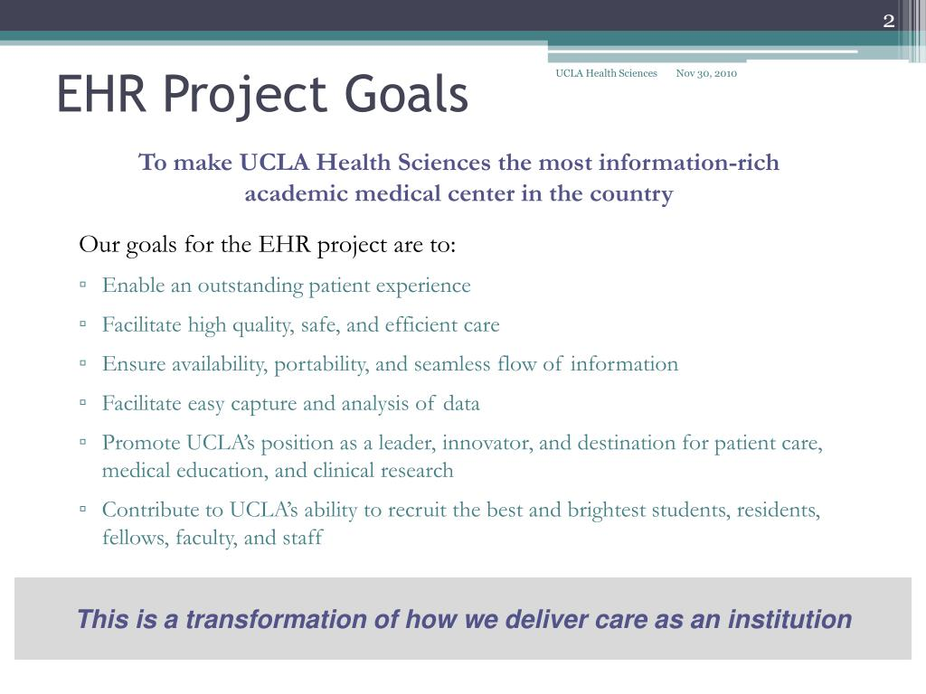 UCLA Health Sciences