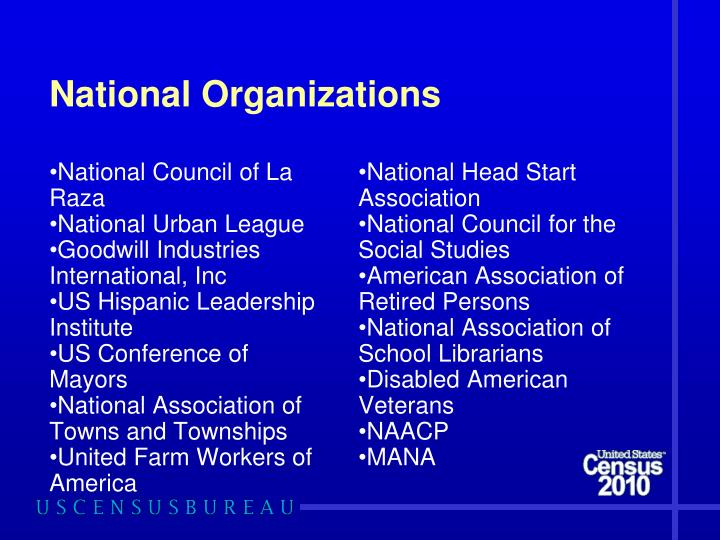 National Council of La Raza