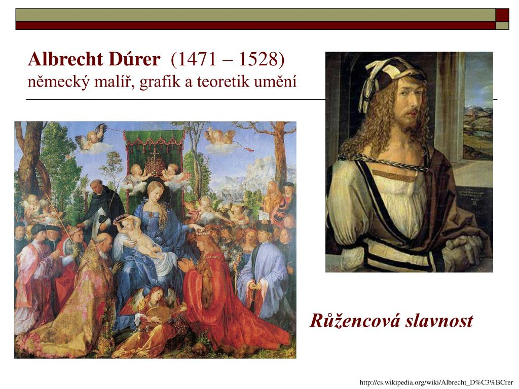 Albrecht Dúrer