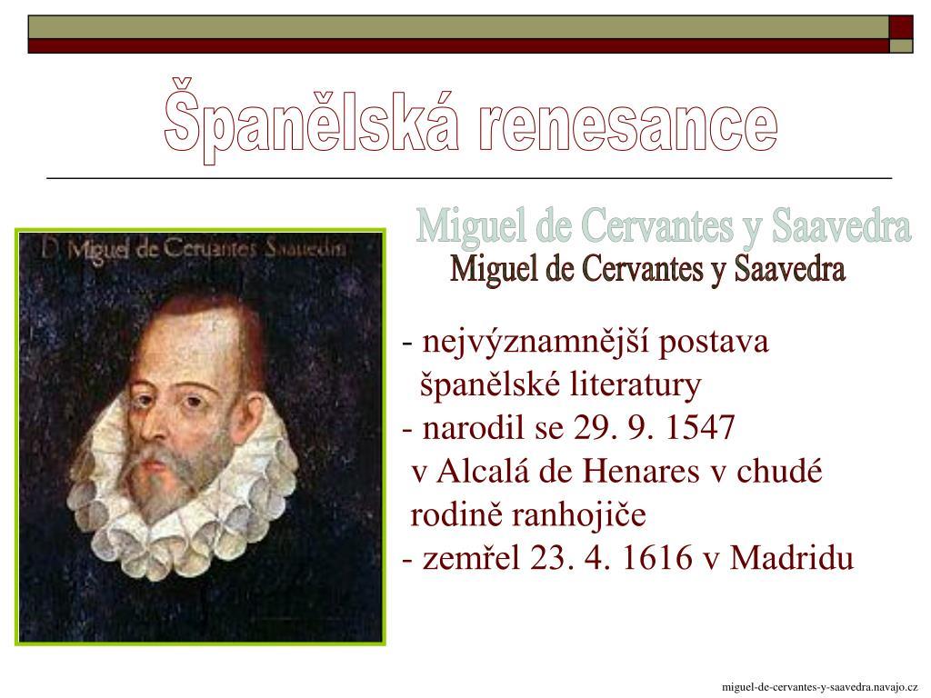 Španělská renesance