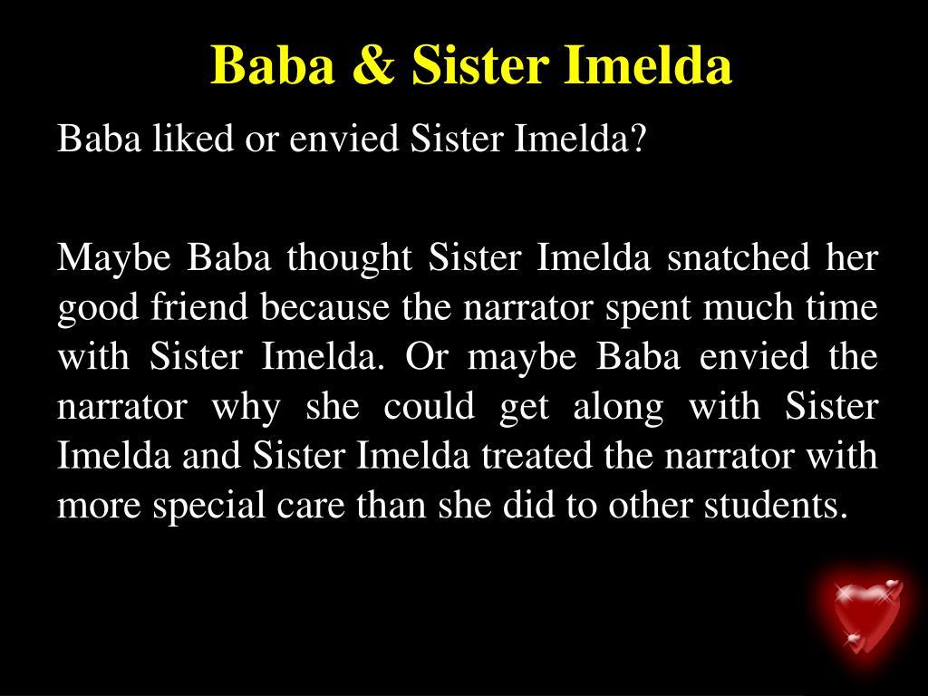 Baba & Sister Imelda