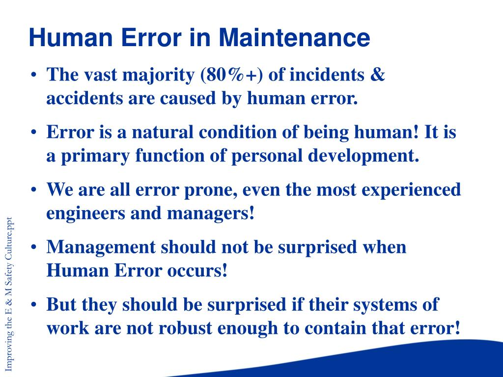 the cause and effect of human error in air safety This system is in place to track what role human error plays in aviation the actual cause and effect of that cause human error to occur the.