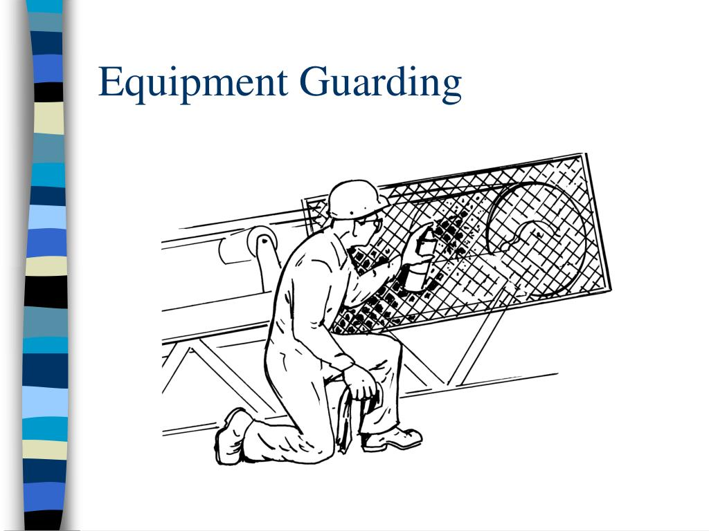 Fork Lift Guarding : Ppt msha s guide to equipment guarding powerpoint
