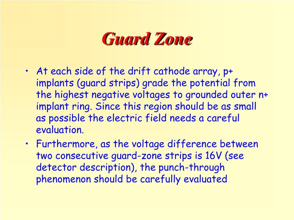 Guard Zone