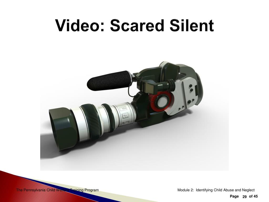 Video: Scared Silent
