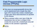 field programmable logic devices fpgas29