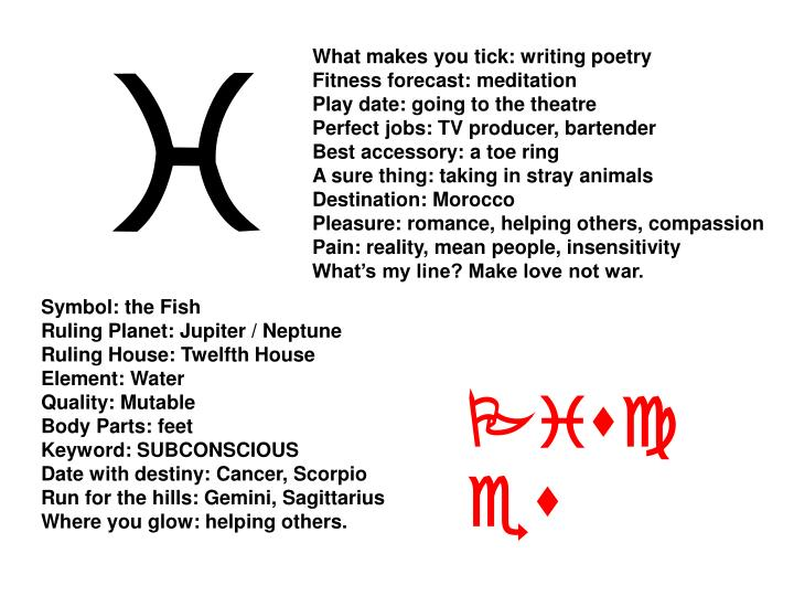 What makes you tick: writing poetry