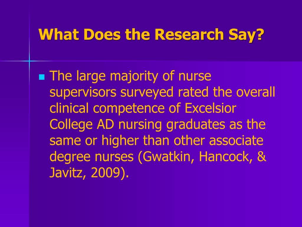 associate degree nursing vs baccalaurte degree