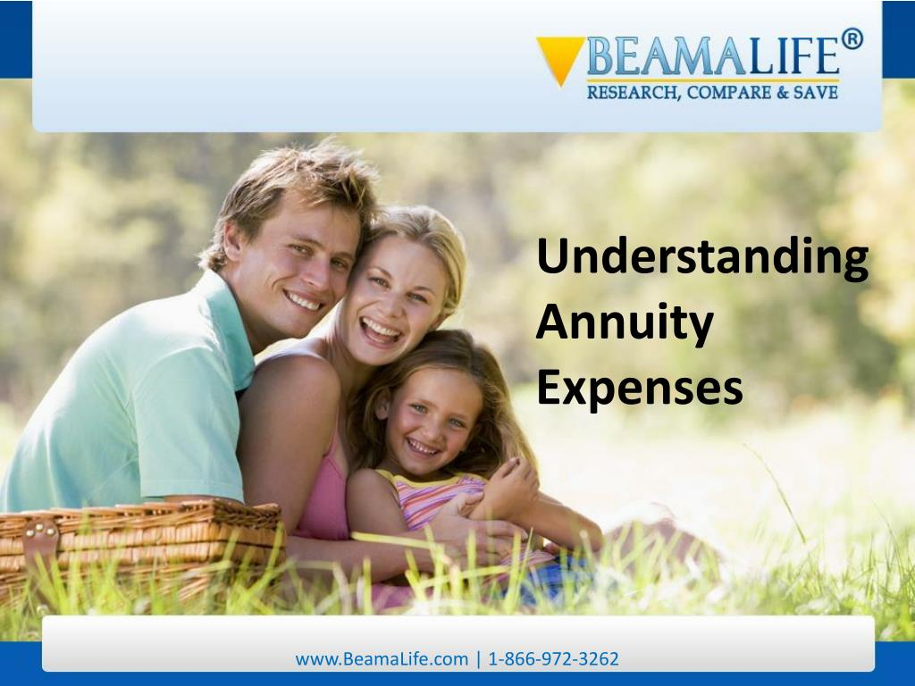 Understanding Annuity Expenses