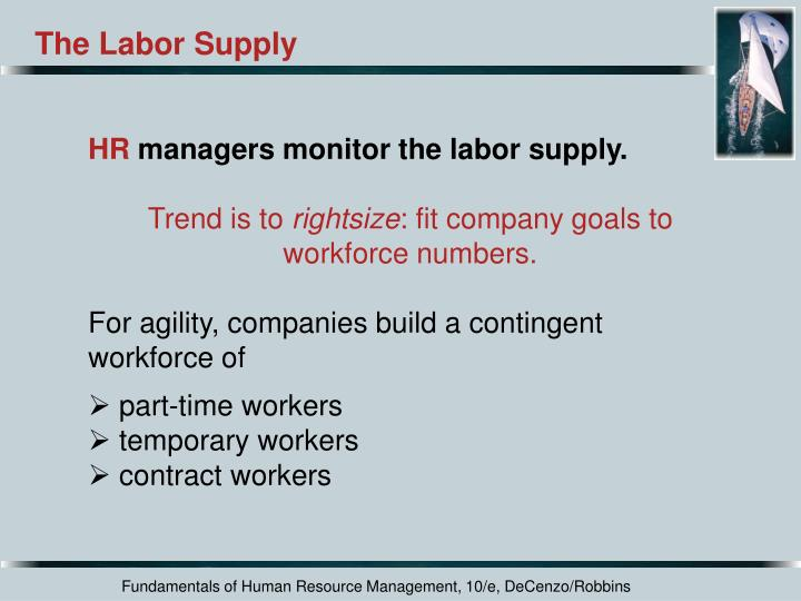 The Labor Supply