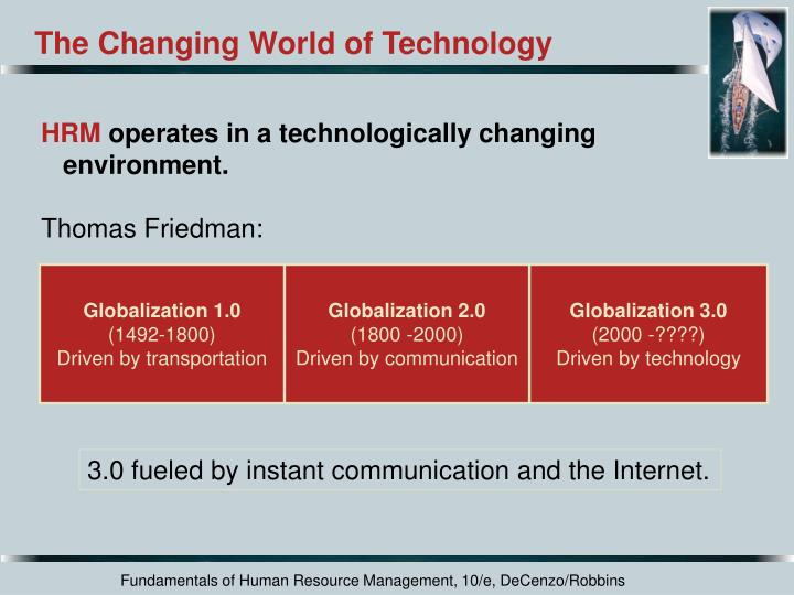 Globalization 1.0