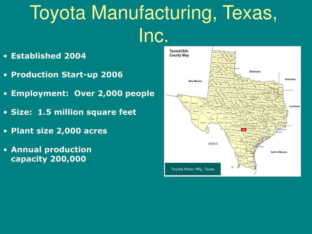 Ppt Toyota Integrated Medical Management Powerpoint