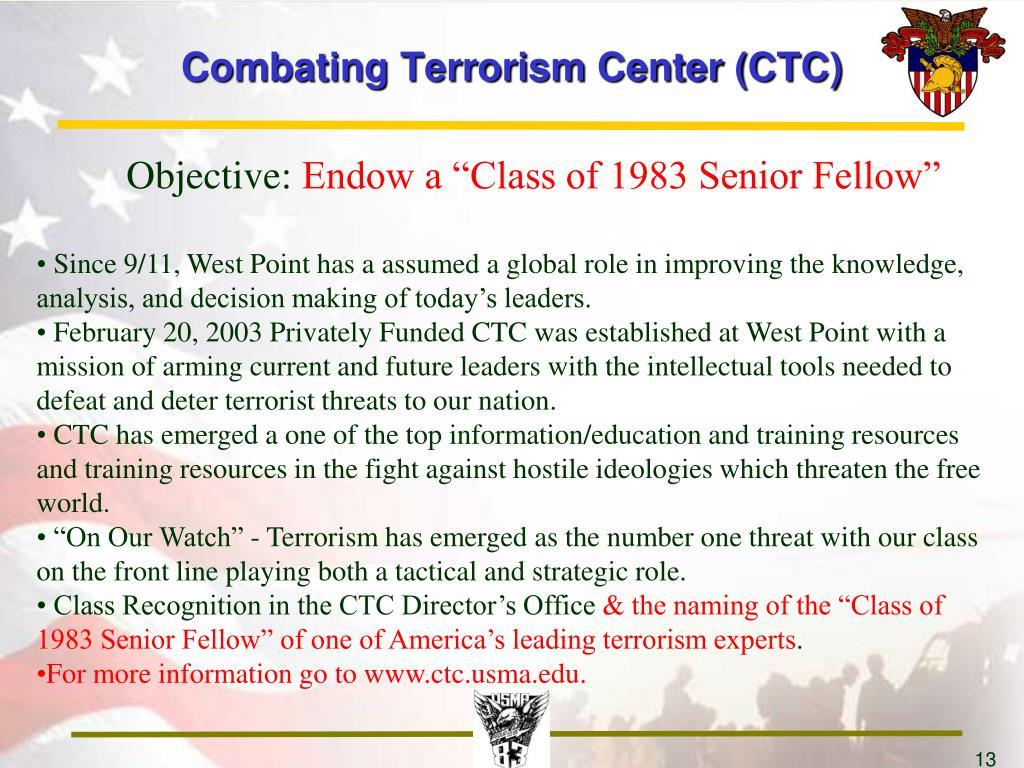 Combating Terrorism Center (CTC)