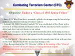 combating terrorism center ctc