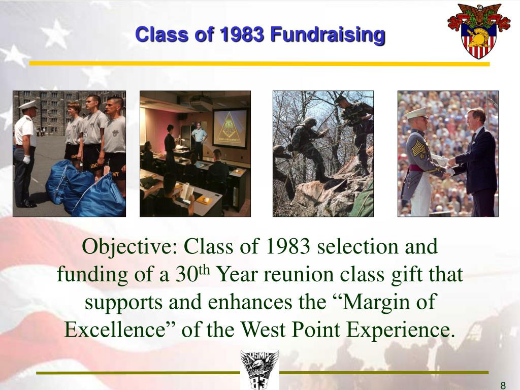 Class of 1983 Fundraising