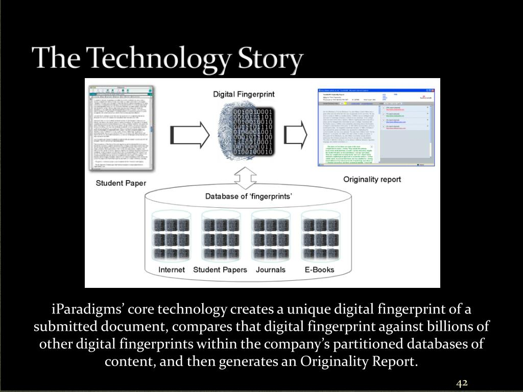 The Technology Story