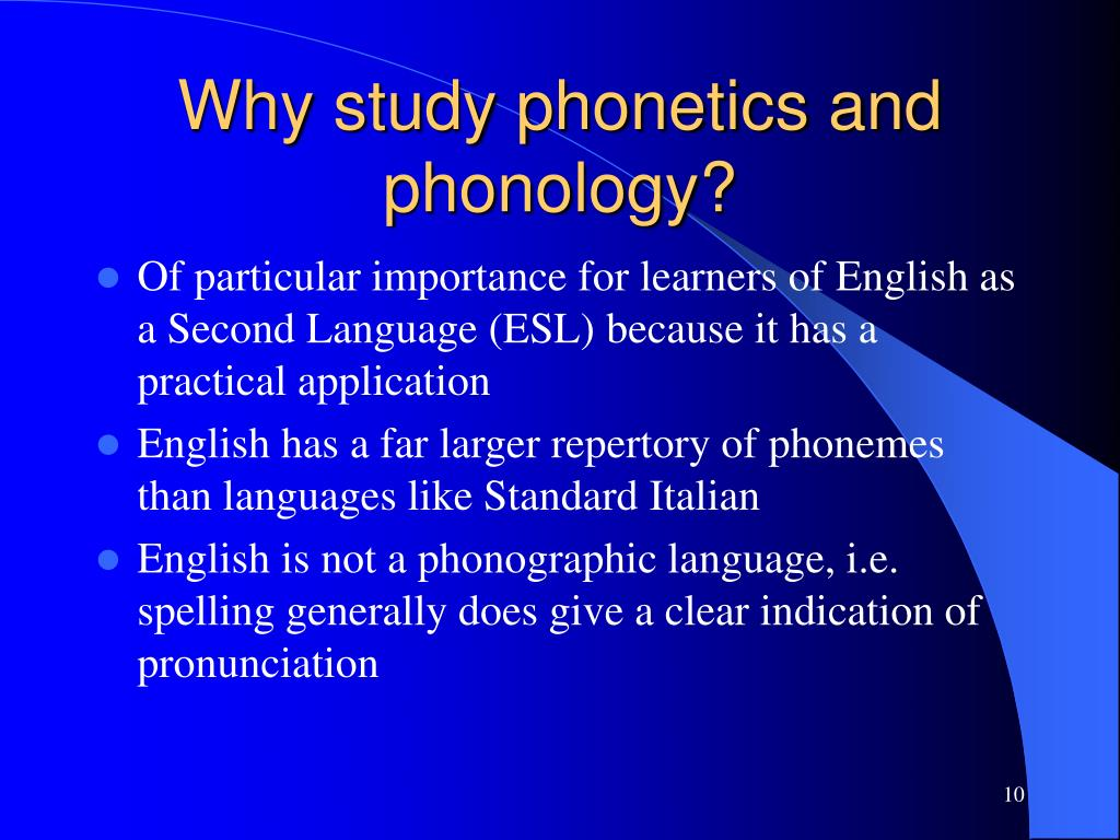 essays on phonetics and phonology 1 phonetics and phonology 11 characterising articulations 111 consonants 112 vowels 12 phonotactics 13 syllable structure 14 prosody 15 writing and sound the level which concerns itself with the smallest units of language is phonetics phonology on the other hand is the functional classification of the sounds of a particular language.