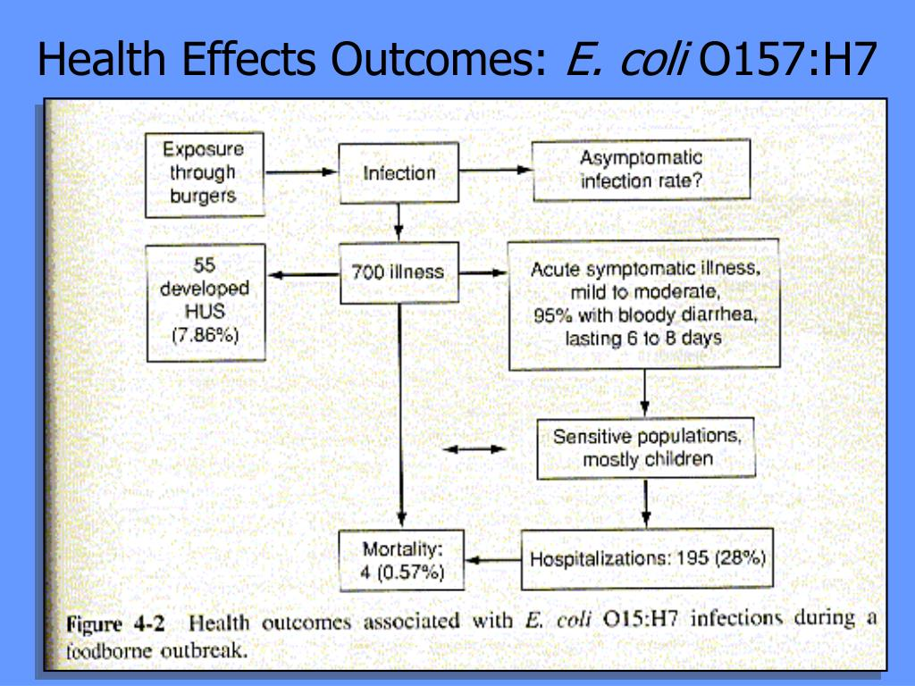 Health Effects Outcomes: