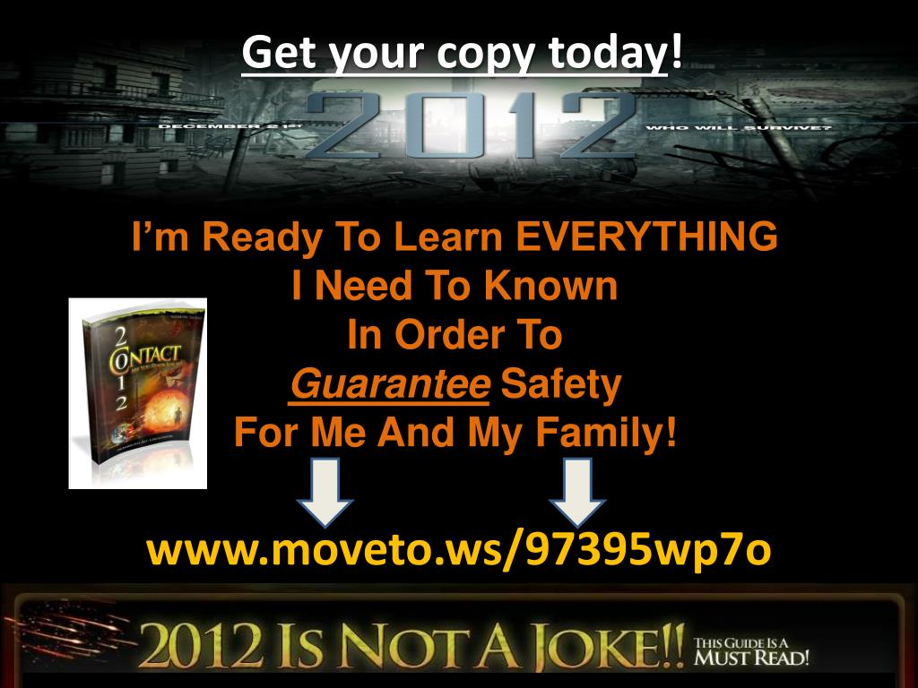 Get your copy today